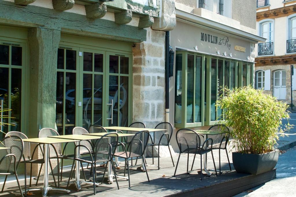 DOMINIQUE TUAL Le Moulin du Roy
