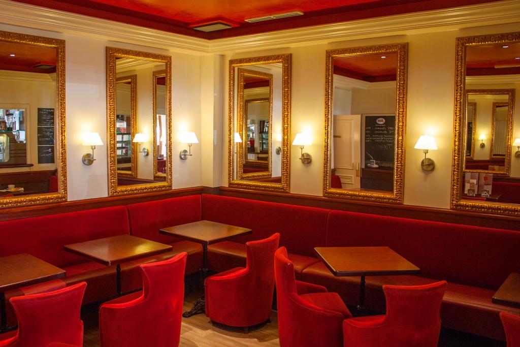 DOMINIQUE TUAL Délice Café