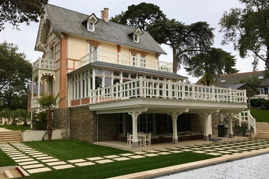 DOMINIQUE TUAL Villa Del Monte